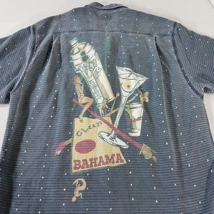 Vintage Tommy Bahama Hawaiian Camp Shirt